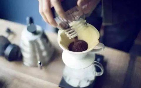 2016年台湾手冲咖啡冠军教您三分钟做出美味手冲咖啡