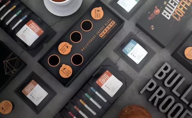 这些逼格满满的咖啡包装设计,让人1秒就爱上!