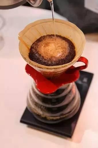 揭秘100分的手冲咖啡技巧