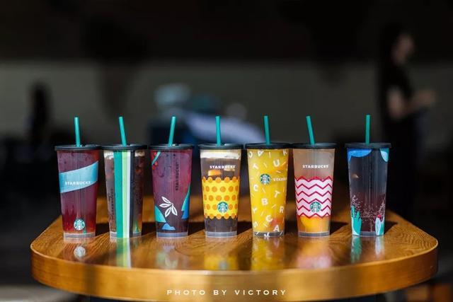 星巴克上新「玩味冰调」大测评,看看你最爱哪杯