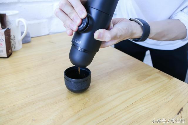 Wacaco Minipresso便携式咖啡机深度体验