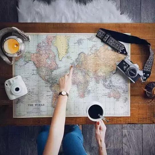 怎么拍一张更有逼格的咖啡照,告别朋友圈千篇一律的装逼照!