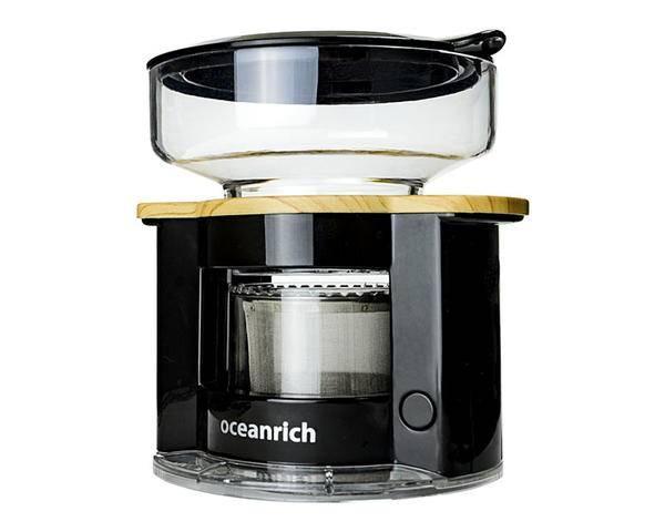 制作手冲咖啡太难?Oceanrich 咖啡机来帮你