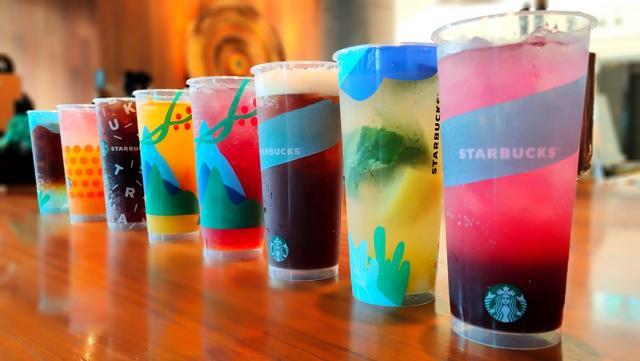 星巴克出了酒精饮料?8款星巴克新品冰调全线测评!