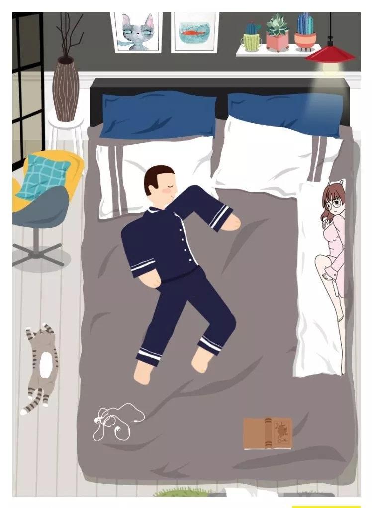 睡姿刷屏!咖啡师朋友圈睡姿大比拼,都在想些什么?