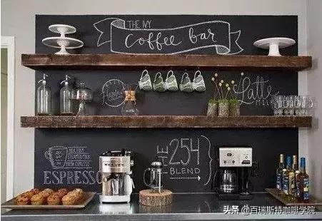 10个家庭咖啡角的装饰灵感分享