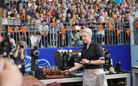 中国内地首个世界咖啡冠军 2019世界咖啡冲煮大赛杜嘉宁夺冠