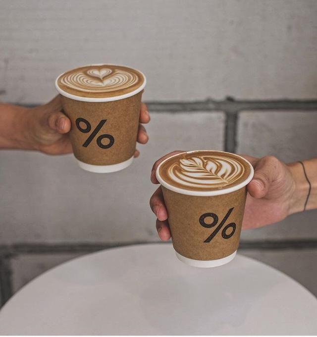 世界级网红咖啡% Arabica来了!广州首家!