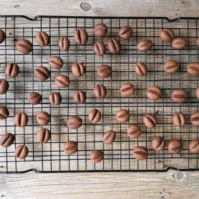 咖啡豆豆小饼干#520,美食撩动TA的心!#