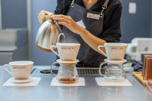 烘焙工厂店又开一家 GREYBOX COFFEE为北京带来精品咖啡新体验