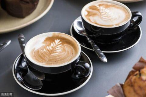 各种咖啡热量排行表,选这款肥死你