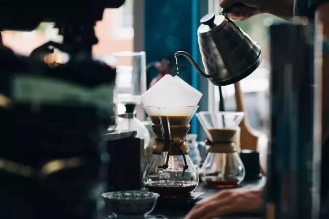 水质关乎咖啡的生命!