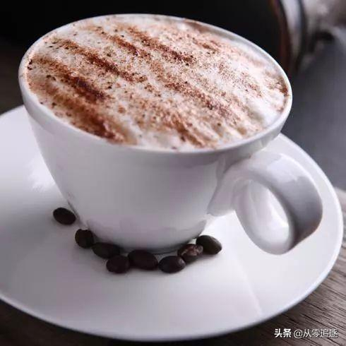 教你如何制作充满爱意和浪漫的意式咖啡卡布奇诺