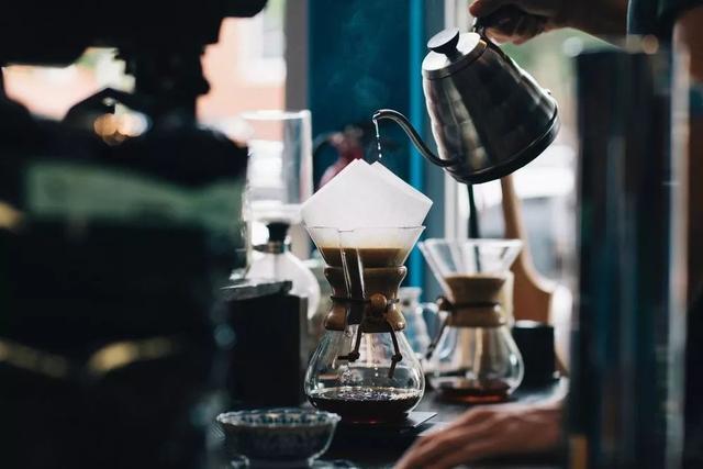 手冲咖啡 ▏为生活增加仪式感