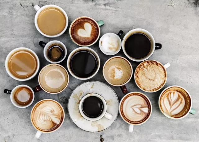 别再喝咖啡了,你会变瘦的