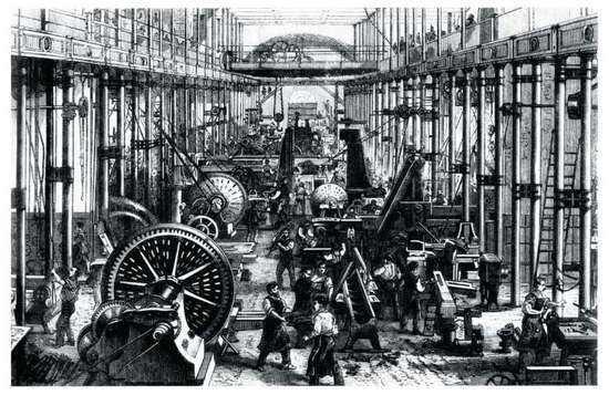 读懂四次工业革命,一杯咖啡就够了