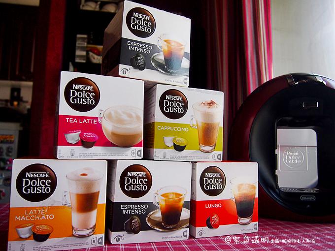 我的缤纷咖啡生活----雀巢咖啡Dolce<wbr>Gusto多趣酷思胶囊咖啡机使用全攻略