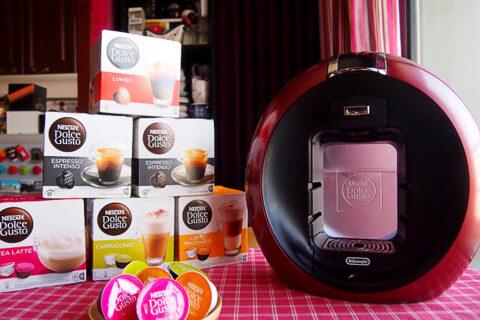 我的缤纷咖啡生活----雀巢咖啡Dolce Gusto多趣酷思胶囊咖啡机使用全攻略