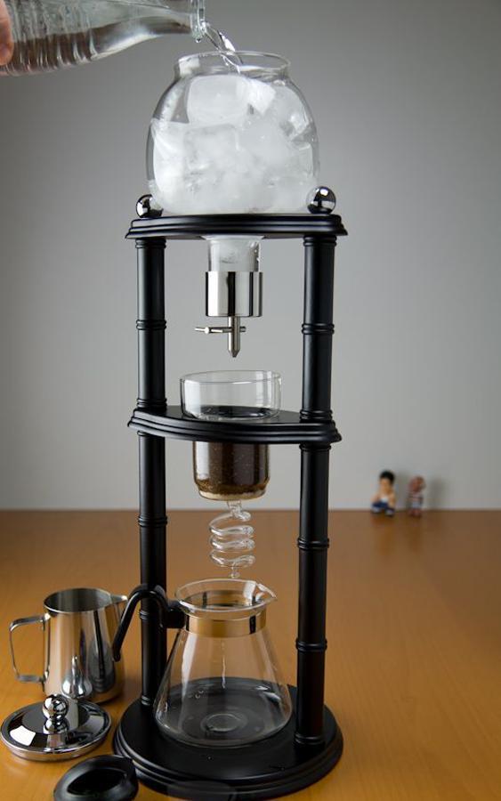 冷萃、冰滴、氮气……为你揭开冰咖啡的深套路!