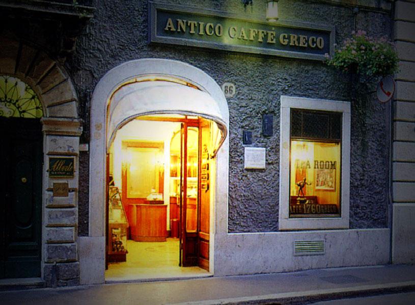 Antico Caff Greco 03