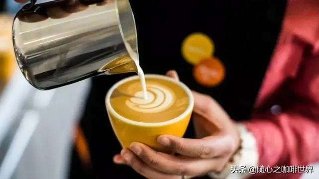 一杯能改变人命运的咖啡,你想喝吗?