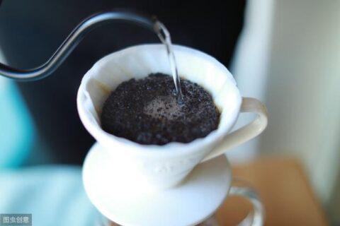 手冲咖啡-两段式断水法教程